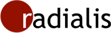 Radialis Pte. Ltd. Logo